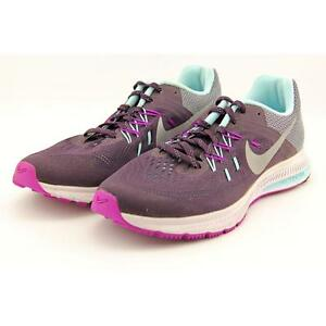 d82b12649b8 Nike Womens Zoom Winflo 2 Flash Running Trainers 807280 500 SNEAKERS ...