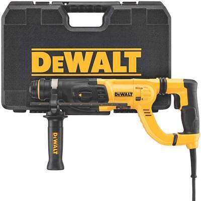 Dewalt D25262k 1 D-handle Sds Rotary Hammer With Shocks