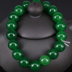 Jewelry & Accessories Bracelets & Bangles Helpful Beautiful Green Yu Bracelet