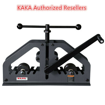 Kaka Industrial Tr-60 High Adjustability Versatility Portable Tube Roll Bender