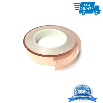 Copper Foil Tape - 34 X 36 Yds. - Emi Conductive Adhesive