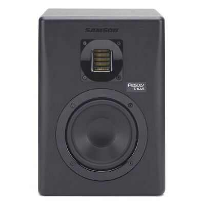 - Samson Resolv RXA5 2-Way Active Studio Reference 70 W Monitor Speaker Single(OB)