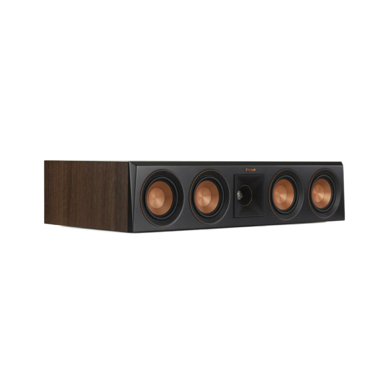 Klipsch Rp-404c Walnut Center Speaker - Each