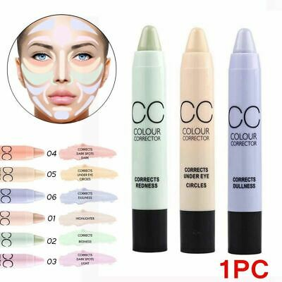 Make-up Corrector (CC Colour Corrector Face Make Up Blemish Concealer Dark Circle Twist Stick)