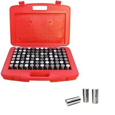 84 Pc Steel Plug Gauge Set Minus Metal Pin Gage Gauge Set M6833-0.916