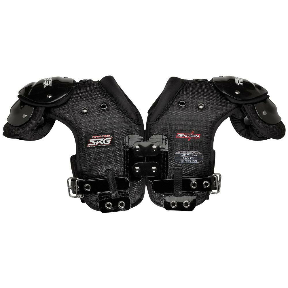 New Rawlings Youth Ignition Football Shoulder Pads