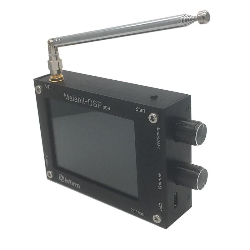 50KHz-200MHz / Malahit DSP Shortwave Radio Receiver
