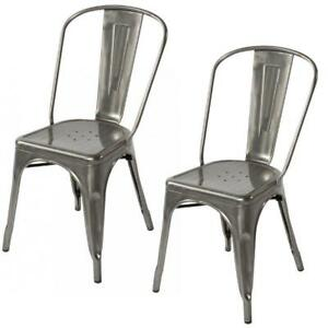 Metal Tolix Dining Chairs | HCD Toronto