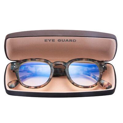 Anti Blue Light & Anti Block Glare Computer Game Readig Glasses Readers Unisex