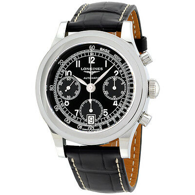 Longines Heritage Chronograph Automatic Men's Watch L27684532