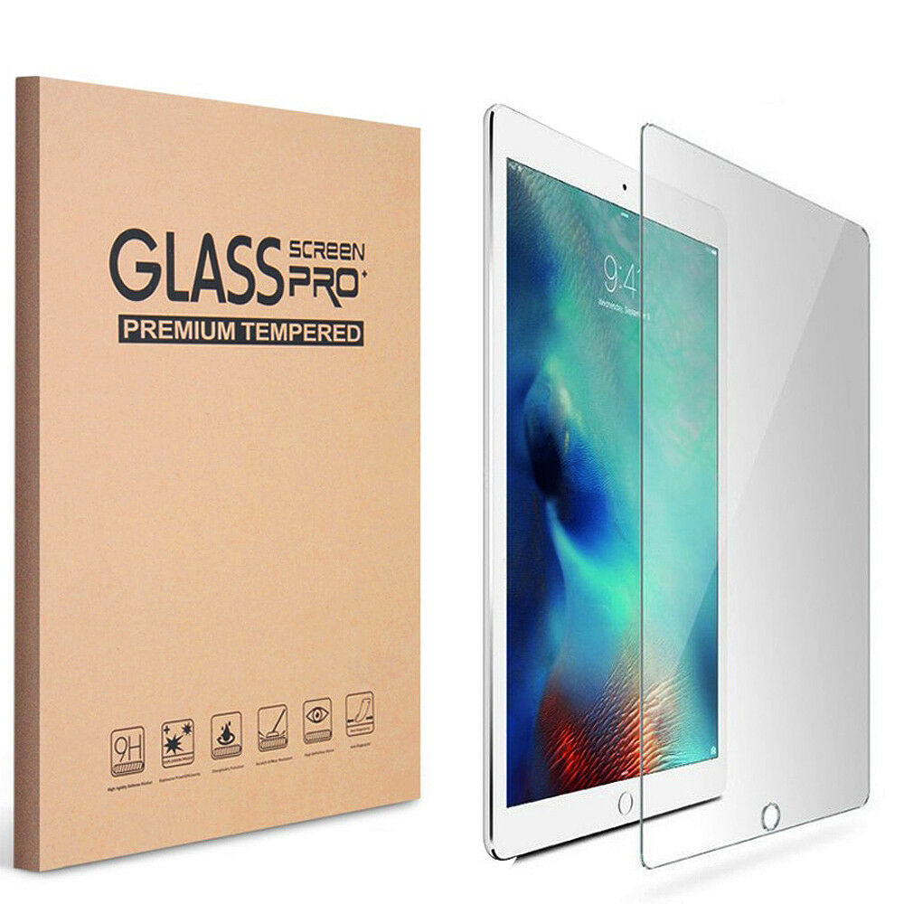 KIQ [2 Pack] Tempered GLASS Screen Protector for Apple iPad Pro 9.7 2016