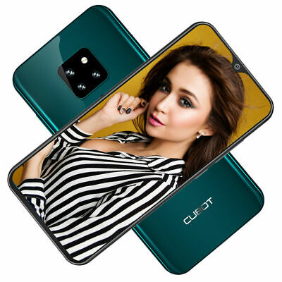 Teléfono móvil Libre Smartphone Android 9.0 Pie Cubot P30 4G 4+64GB Ocho núcleos