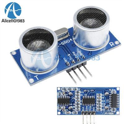 12510pcs Hc-sr04 Ultrasonic Module Distance Measuring Sensor For Arduino