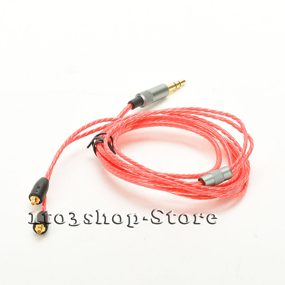 replacement headphone audio cable for shure se215