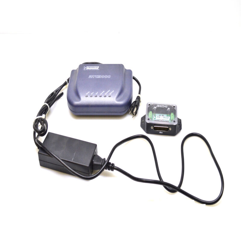 Prodco RTC9000 Real-Time Traffic Counter (v2) with Power Adapter and JBox-4