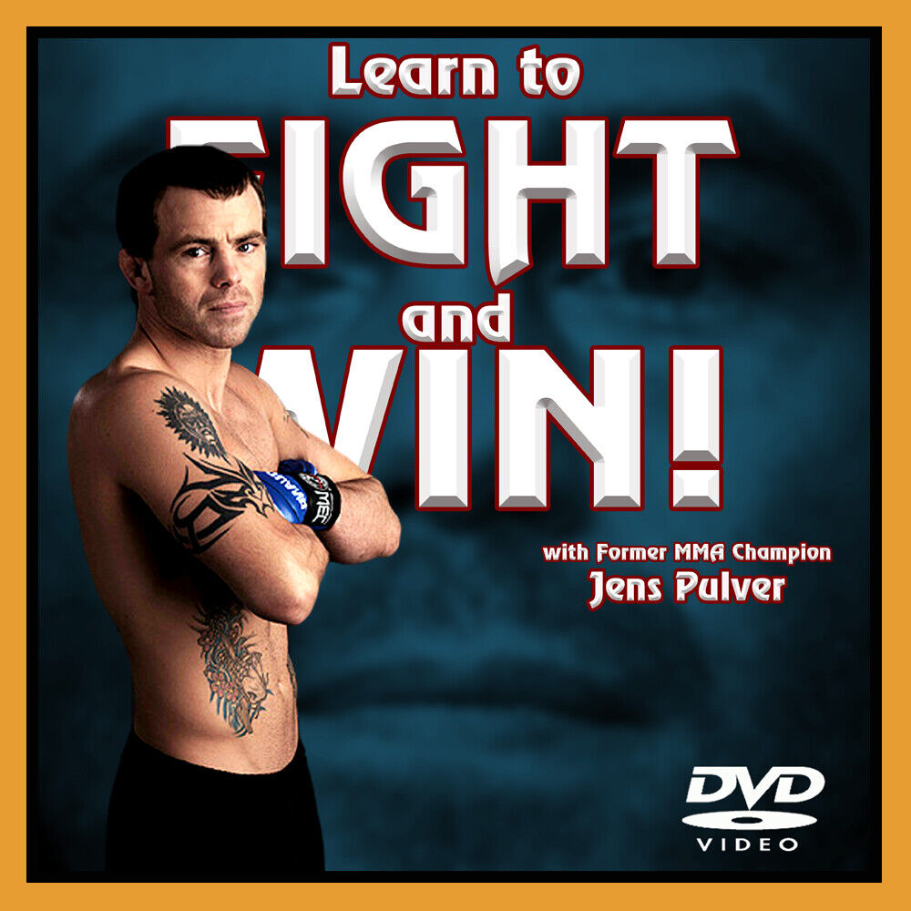 как выглядит Learn to Fight and Win with Jens Pulver 6 DVD Set фото