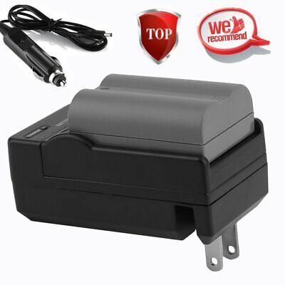EN-EL3e Rechargeable Battery Charger For Nikon D90 D200 D300S D700 D80 D70 WW