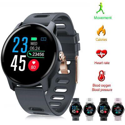 SENBONO S08 Sport Smart Watch Swimming Blood Pressure Oxygen Monitor Bracelet