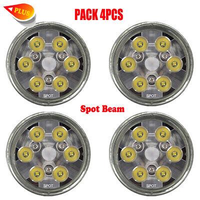 Par36 Led Sealed Beam Spotlight Dc 12v 24v 30w 6leds For John Deere 91009200 X4