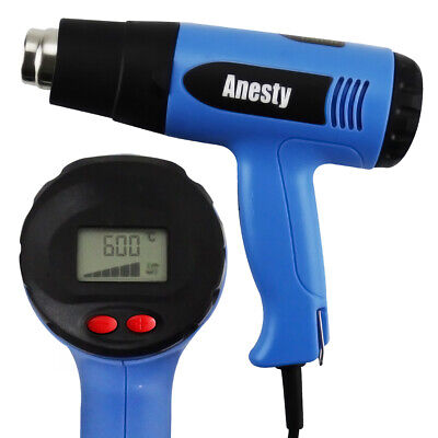 Lcd Digital Heat Gun Hot Air Gun Electronic 2000w Variable Temperature Control