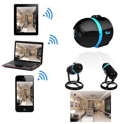 Trek Ai-Ball Mini Spy Cam Home Network Wireless IP Security Home WiFi Camera