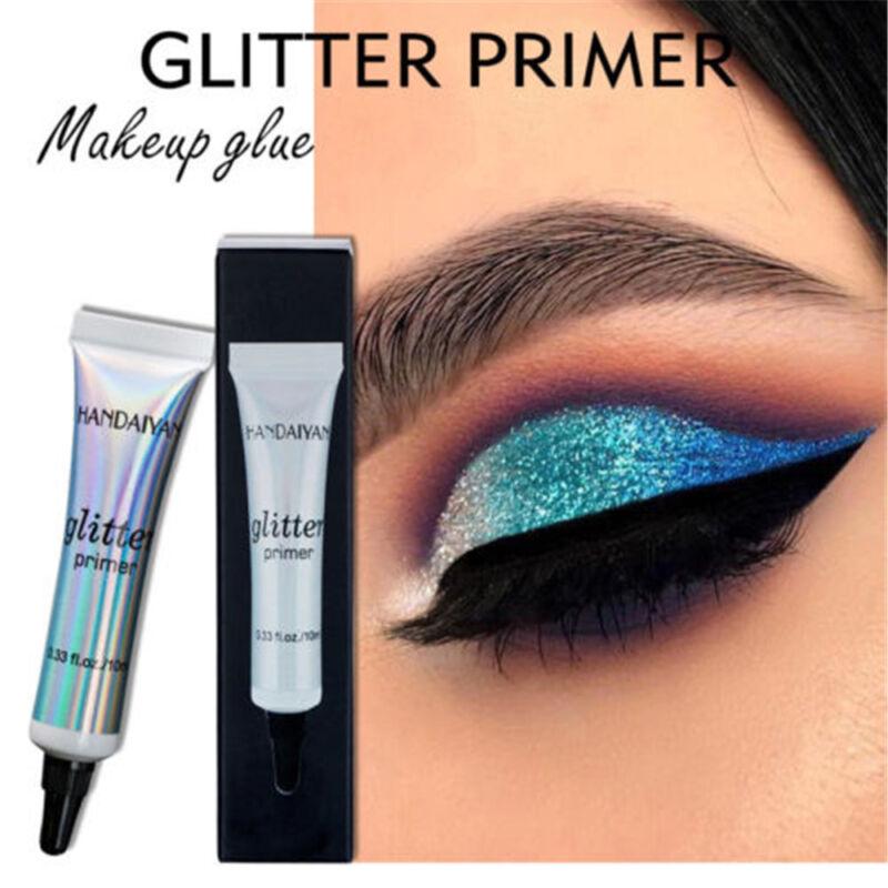 Women Glitter Primer Base Foundation Glue Eye Shadow Glue Fa