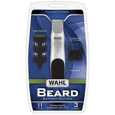 Wahl Trimmer Beard 11-Piece Battery