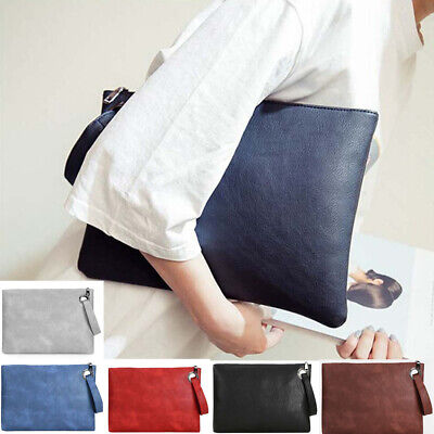 1x Women Bags Leather Designer Summer Clutch Bag Women Envelope Evening (Designer Evening Clutch Bag)