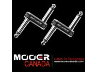 Mooer PC-Z Guitar Pedal Connector Links - Pair