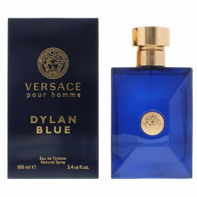 Versace Dylan Blue Pour Homme EDT 100ml Brand New Sealed