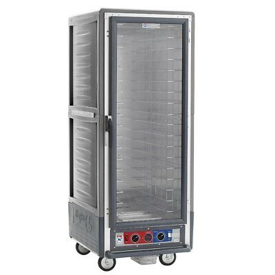 Metro C539-cfc-4-gy Full Height Insulated Heater Proofer With Fixed Pan Slides