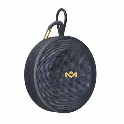 House of Marley No Bounds Pairable Outdoor Waterproof Bluetooth Speaker Blue