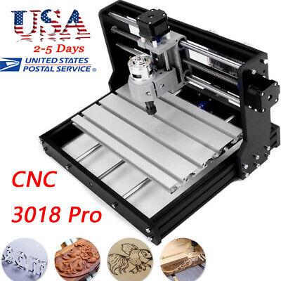 Cnc 3018 Pro Diy Cnc Router Machine Router Engraving Engraver Offline Control Us