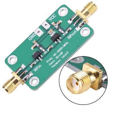 20-3000mhz Broadband Low Noise Amplifier Board Module 35db Sma Female Connector