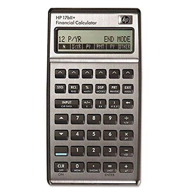 HP 17bII Financial Calculator - F2234A