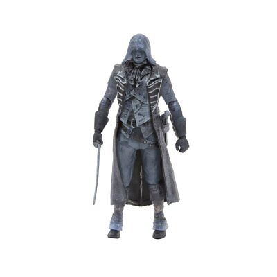 ASSASSIN'S CREED - SERIES 4 - ARNO DORIAN EAGLE VISION OUTFIT FIGURE - 17 CM - Assassin's Creed 4 Outfits
