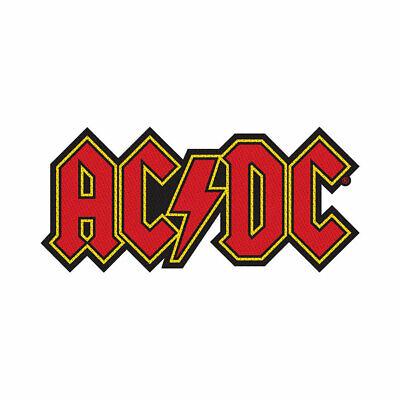 AC/DC - Logo Cut-Out - Standard - Cut Out Kostüm