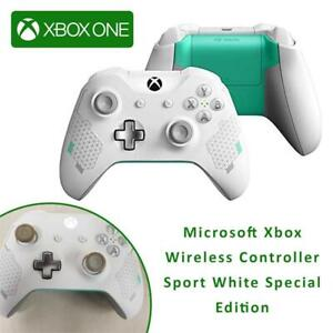 Used Microsoft Xbox Wireless Controller - Sport White Special Edition Condtion: USED