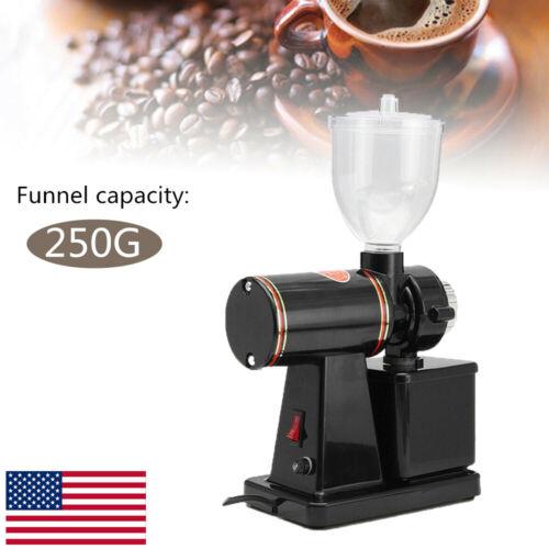 Electric Coffee Grinder Machine Espresso Bean Nut Grinding M