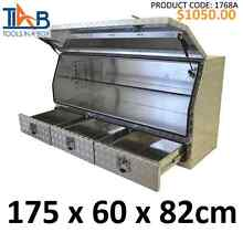ALUMINIUM TOOLBOXES DELIVERED TO YOUR DOOR St Albans Park Geelong City Preview