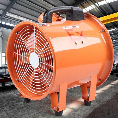 Ex Axial Fan Ventilator Explosion Proof Fireproof 12 Inch 370w 110v 2650cfm 69db