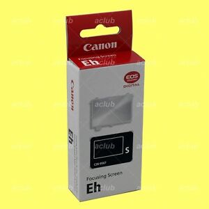 Genuine-Canon-Eh-S-Focusing-Screen-EhS-for-EOS-7D-Mark-II-7D-MK-II-7D-MK2