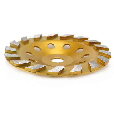 7 Diamond Segment Grinding Wheel Cup Polishingtool For Concrete Marble Granite