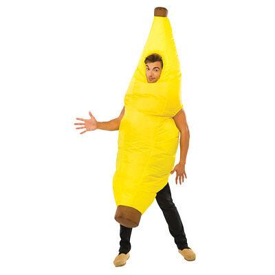 Adult Inflatable Banana Standard Halloween Costume
