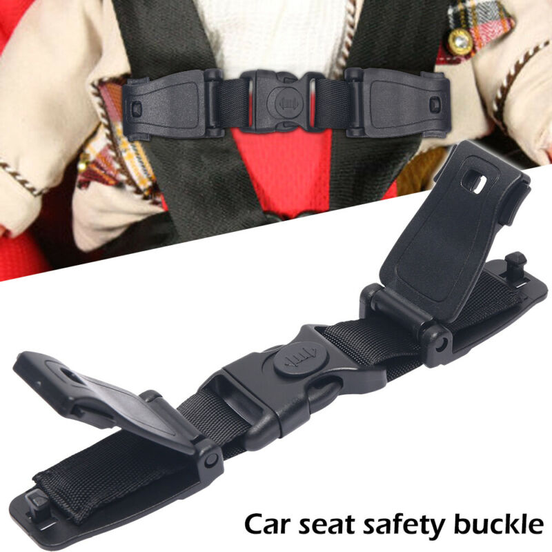 car safety seat strap chest clip buggy