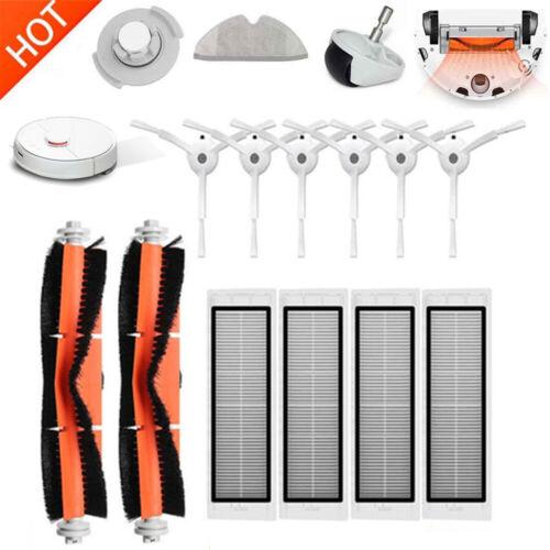 Replacement Accessories Kit For Xiaomi Mi Robotic Roborock Vacuum Cleaner S50//51