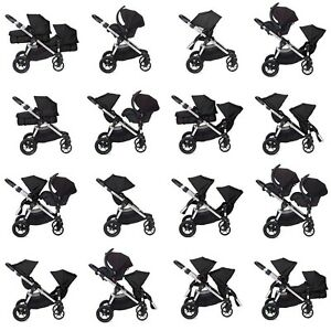 City Select Baby Jogger + Second seat