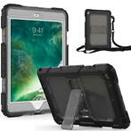 Apple iPad Mini 1/2/3 Armor Case met Draagriem - Zwar