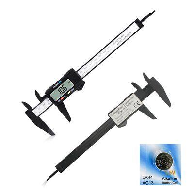 Electronic Lcd Digital Caliper Micrometer 0-6150mm Carbon Fiber Measuring