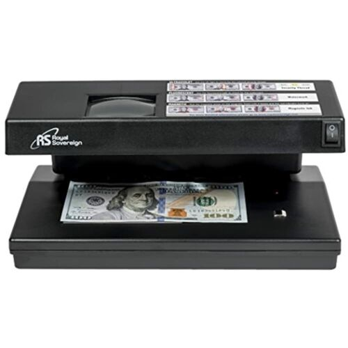 Counterfeit Detector - 4 Phase - by Royal Sovereign